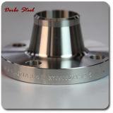 "ASTM A182 F316 4"" ANSI B16.5 del borde de 150 libras RF Wn"