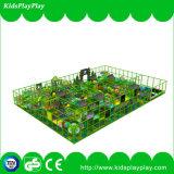Спортивная площадка новых джунглей конструкции большая крытая мягкая с парком Trampoline