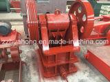 De Installatie van de Machine van de Maalmachine van de Kaak van de elektrische Motor PE250*400stone