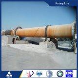 Lime economizzatore d'energia Calcination Plant Rotary Kiln con 100-600 Tpd Capacity