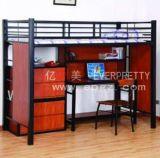 Школьная мебель, квартира студенческие общежития двухъярусная кровать с письменный стол и шкаф