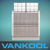 Fenster-Typ Rouf Wasser-Becken-industrielle elektrische Verdampfungsluft-Sumpf-Wüsten-Kühlvorrichtung
