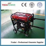 jogo integrado elétrico do compressor do gerador & do soldador & de ar da gasolina 4kw