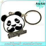 Giften van Keychain van de Panda van het Metaal van het Email van de Gift van Funy de Creatieve Zachte