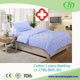 Ropa de cama de hospital de algodón lavable Three-Piece