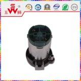 De zwarte Gesloten Motor van de Hoorn van het Type Elektrische voor de Hoorn van de Slak van de Auto