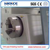 Combinação de máquina de roscar tubos CNC Cqk chineses220