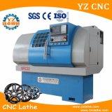 Máquina del torno del CNC de la reparación de la rueda de la aleación de Awr de la alta precisión Wrc22