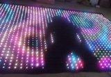 Индикатор видео шторки P5см RGB Полноцветный видение шторки