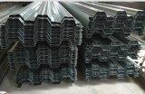 Hoja/Galvanzied del Decking del suelo de acero Decking/0.6-1.2mm Yx51-305-915 /Floor