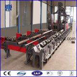 Stahlrohre inner und äußere Wand-Granaliengebläse-Maschine