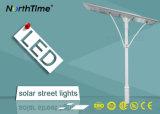 Réverbère solaire industriel économiseur d'énergie complet Integrated moderne de DEL