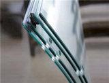 Doblado de Cristal Templado de Vidrio de ventana de vidrio de la pared de cortina