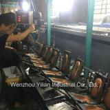 Tipo de transportador de poliuretano de baja presión vertiendo la máquina para el zapato