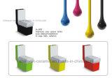 Цельный керамические туалетной воды для промывки Siphonic сохранение (A-002)