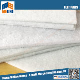 最もよい価格の白のフェルトのパッド、マットレスはマットレスおよびソファーのために感じた