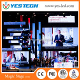 Afficheur LED de la publicité extérieure de SMD à Dubaï