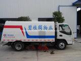 JAC 1200 galloni di risanamento di strada della spazzatrice 4X2 della pavimentazione di camion di pulizia