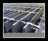 Grating de aço preto padrão