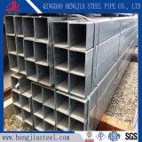 Tubo d'acciaio quadrato galvanizzato cavità del fornitore con l'alta qualità