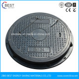 D400 EN124 Drenagem compósitos SMC ao redor da tampa de inspeção