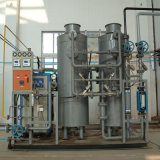 開始PSA O2の酸素の発電機は絶食する