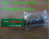Standard Block를 가진 선형 Guide Rail