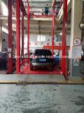 Parado hidráulico de elevación de 4 postes para el coche