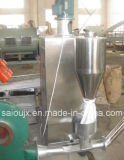 la bottiglia dell'HDPE 100-500kg/Hour appallottola la plastica che granula riciclando la riga