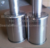 Water Treatment/Water Filter Nozzles를 위한 SS316 Water Equipment Filter Nozzle