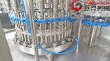 Автоматическое заполнение минеральной водой линии