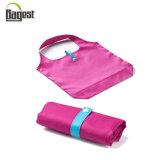 Sacos Foldable amigáveis do nylon da compra de mantimento de Eco