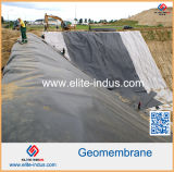 LDPE LLDPE HDPE Ondoordringbare Geomembrane van pvc