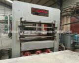 Máquina caliente de la prensa de la piel de la puerta/prensa caliente para la melamina
