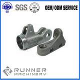 Pièce forgéee d'acier du carbone d'OEM 45#/aluminium/en métal pour des pièces de machines agricoles