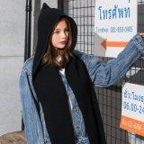 2017 Nova chegada best selling lenço Beanie tricotado personalizada