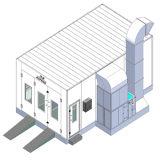Относящая к окружающей среде жара будочки брызга электрическим за исключением будочки картины энергии