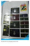 Profesionales personalizados pegatinas de alta calidad y la impresión de etiquetas