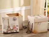 Caja de regalo de color Caja de regalo de cumpleaños Caja de regalo