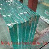 10mm ultra großes niedriges Eisen-ausgeglichenes Glas mit Fabrik-Preis