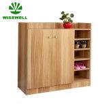 Wyj-001 het houten Kabinet van de Opslag van de Organisator van de Schoen van de Manier