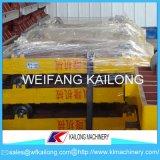 La fundición de alta calidad de la máquina de moldeo Hws Palet coche