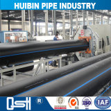 Alto tubo incastonato del condotto di comunicazione di elettricità dell'HDPE di modo
