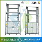 3m bis 5m vertikaler Waren-Aufzug-Tisch