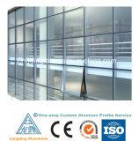 Espulsioni dell'alluminio della parete divisoria dei portelli di Windows