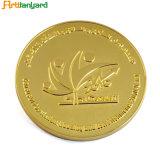 Индивидуальные металлические задача монеты с сувенирной