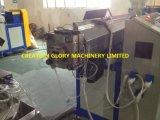 Machine en plastique personnalisée de production d'extrusion de profil à grande vitesse de PVC