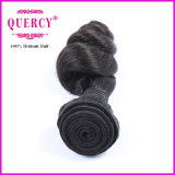 100g / Bundle, No Split Ends, Cuticle Intact, Peut être teintée et Permed, Loose Wave 8A Brazilian Virgin Hair Weave