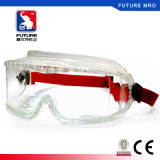 4 óculos de proteção da segurança dos respiradouros para cirúrgico & o trabalho protegem de encontro ao respingo químico