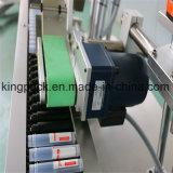 Máquina de etiquetado plana de alta velocidad automática